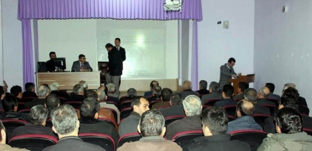 Beyşehir'de SYDV Mütevelli Heyeti Seçimleri