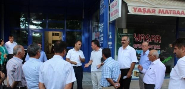 Beyşehir'de Uygulamalı Meclis Toplantısı