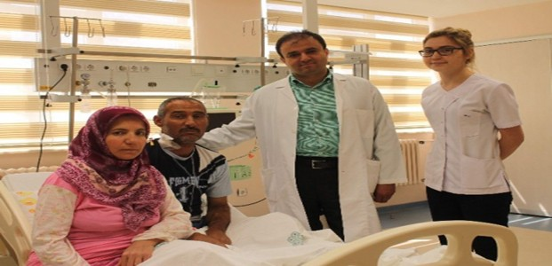 Böbrek Hastaları Bu Ameliyatla Şifa Buluyor