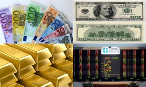 Borsa Dolar ve Euro'da son durum ?