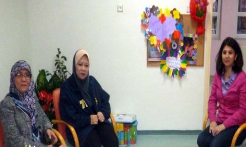 Brunei Sultanlığından Selçuk'a Ziyaret