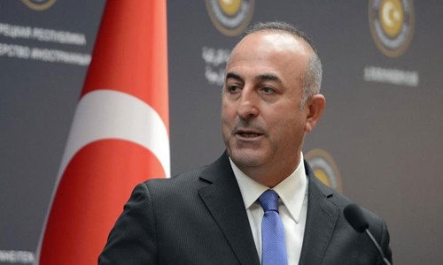 Çavuşoğlu'ndan Rum lidere tepki
