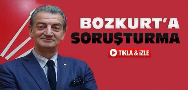 CHP Konya Milletvekili Bozkurt'a Soruşturma