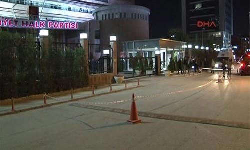 CHP'ye saldıran CHP'li çıktı