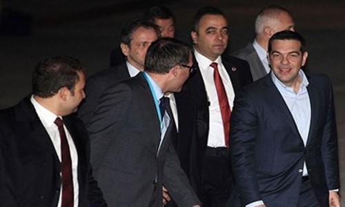 Çipras Türkiye'ye geldi