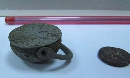 Çorum'da 3.600 yıllık mühür bulundu