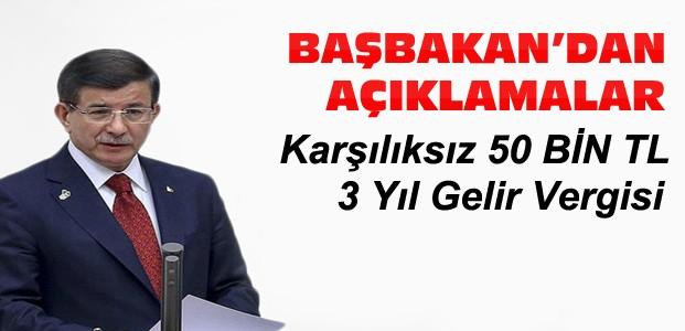Davutoğlu Gençlere Yönelik Reformları Açıkladı