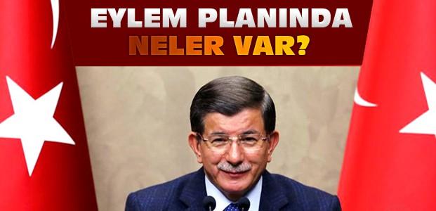 Davutoğlu Turizm Eylem Planını Açıkladı