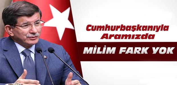 Davutoğlu'ndan Erdoğan iddialarına cevap