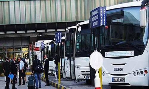 Diyarbakır'da otobüs seferleri iptal