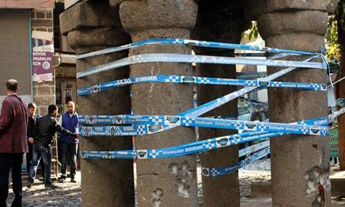 Diyarbakır'da Savcıya roketle saldırı