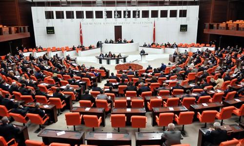 Dokunulmazlık teklifi Meclis'te
