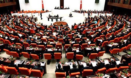 Dokunulmazlıklar Mecliste