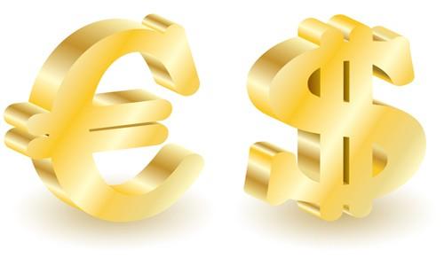 Dolar Uçtu Euro Düştü