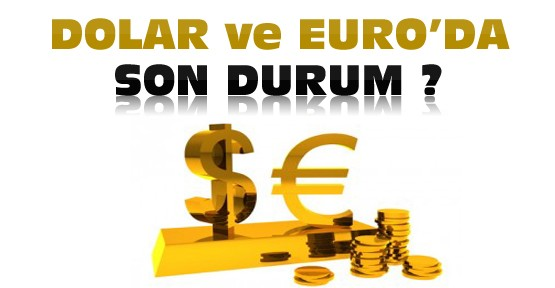 Dolar ve Euro'da Son Durum ?