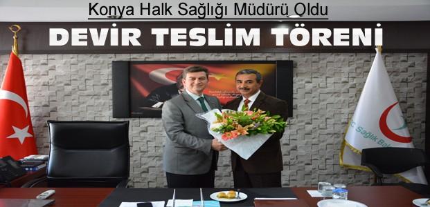 Dr. Hasan Öznavruz Halk Sağlığı Müdürü Oldu