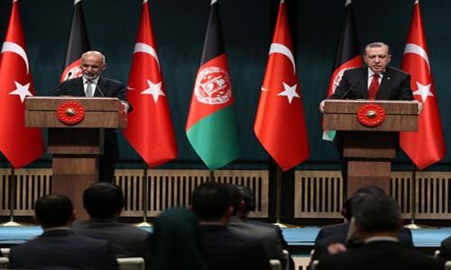 Erdoğan: Afganistan'ın yanındayız