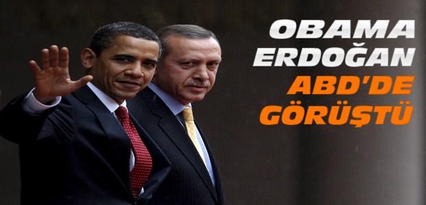 Erdoğan ve Obama Beyazsarayda ne görüştü?