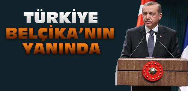 Erdoğan'dan Brüksel saldırısı açıklamaları