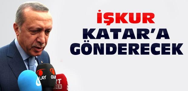 Erdoğan'dan İşsizlere Müjde