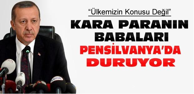 Erdoğan'dan Reza Sarraf açıklaması