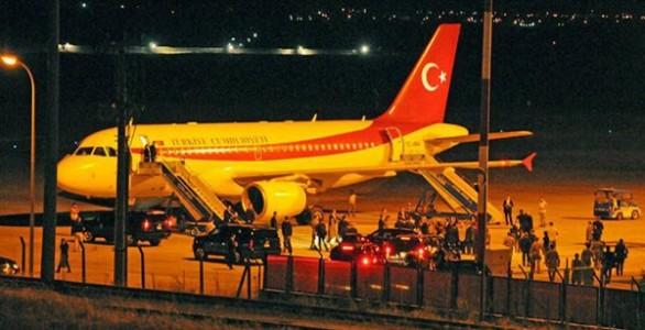 Erdoğan'ın pilotu FETÖ'cü çıktı
