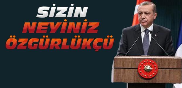 Erdoğan:ODTÜ Yöneticilerine Sesleniyorum