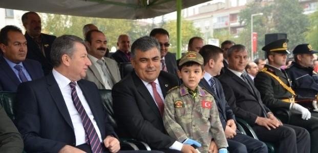 Ereğli'de Cumhuriyet Bayramı Kutlandı