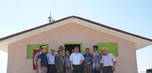 Ereğli'de Kuzukuyu Mahallesi İçme Suyuna Kavuştu