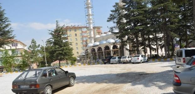 Ereğli'de Yunus Emre Açık Otoparkı Hizmete Açıldı