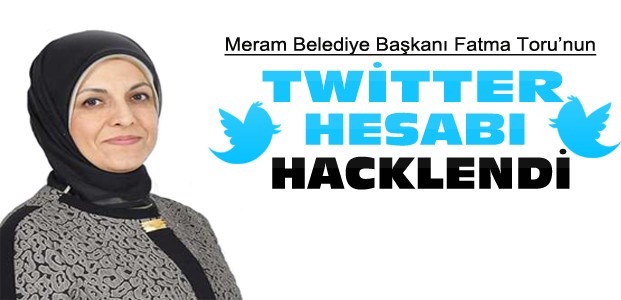 Fatma Toru'nun Twitter Hesabı Hacklendi