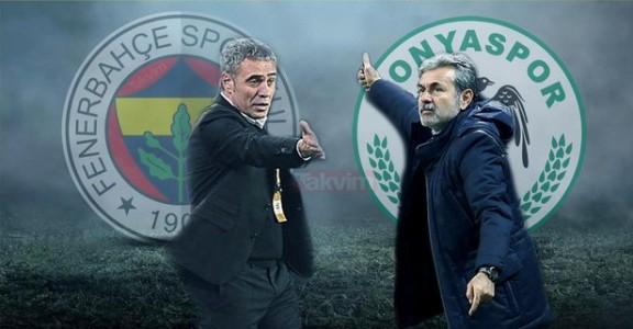 Fenerbahçe-Atiker Konyaspor Maç Sonucu