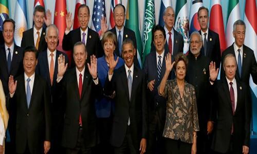 G20'de liderler anlaştı