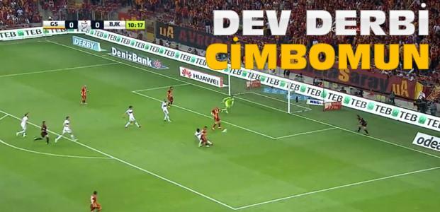 Galatasaray Beşiktaşı 2-0 Yendi