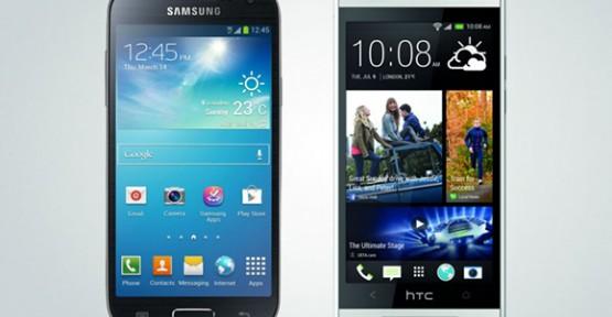 Galaxy S4 Mini mi, HTC One Mini mi?