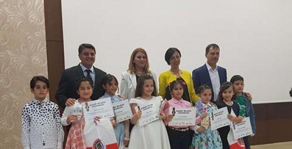 Genç Zekalar Yarışmasında Ödüller Verildi