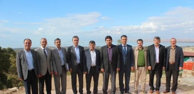 Genel Müdür Aslan'dan Beyşehir'e Ziyaret