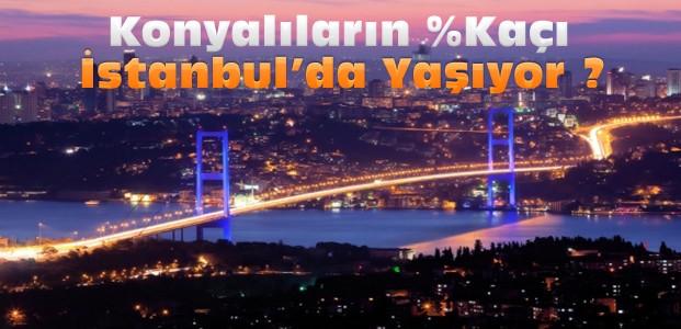 Her 10 kişiden birinin doğum yeri İstanbul