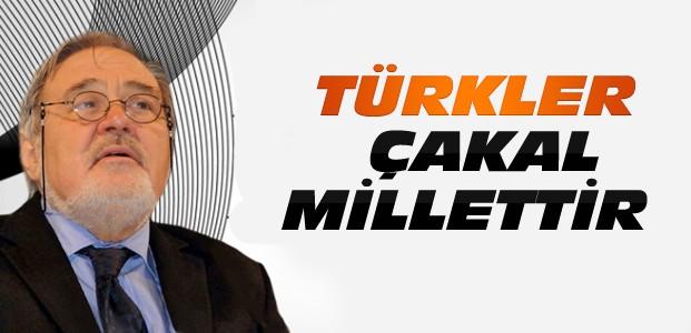 İlber Ortaylı:Türkler Çakal Millettir