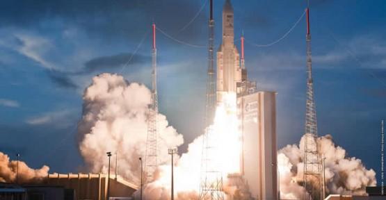 İlk Yerli Haberleşme Uydusu Geliyor