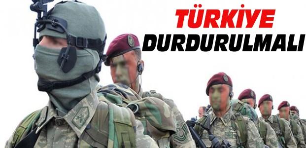 İngiliz Basını PKK Operasyonundan Rahatsız Oldu