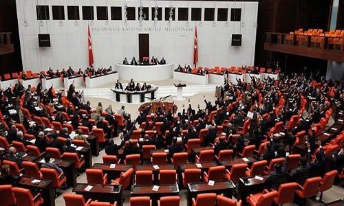 Irak-Suriye Tezkereleri Mecliste
