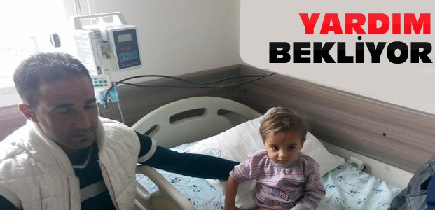 Iraklı Mustafa Bebek Yardım Bekliyor