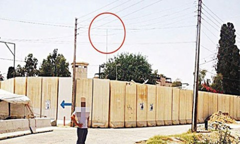 IŞİD Türk Bayrağını indirdi