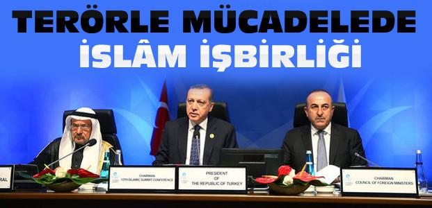 İslam işbirliğinden terörle mücadele çıktı
