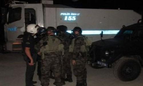 98 Gösterici Gözaltına Alındı