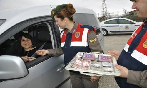Jandarmaya kadın personel alınacak