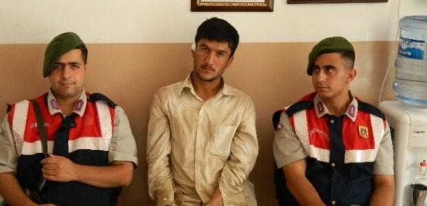 Kaçak Afganlı Yakalandı
