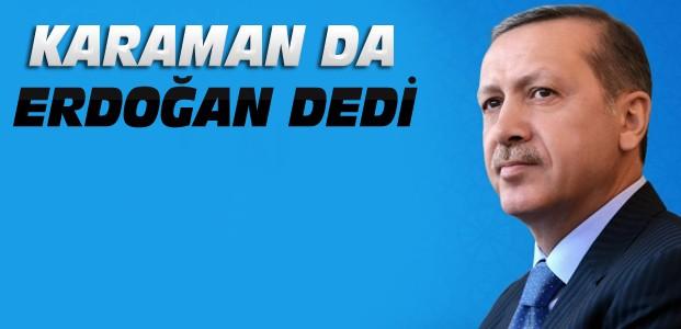 Karaman'da Seçim Sonuçları
