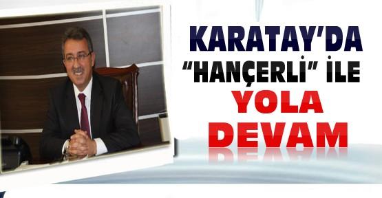 Karatay Belediyesi'nin AK Parti Adayı Mehmet Hançerli